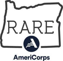 RARE AmeriCorps Member / Resource Assistance for Rural Environments AmeriCorps Program, University of Oregon / Eugene, OR